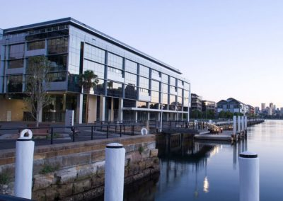Google Workplace 6, Pyrmont