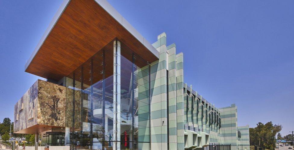 Forensic Medicine & Coroner's Court Complex, Lidcombe