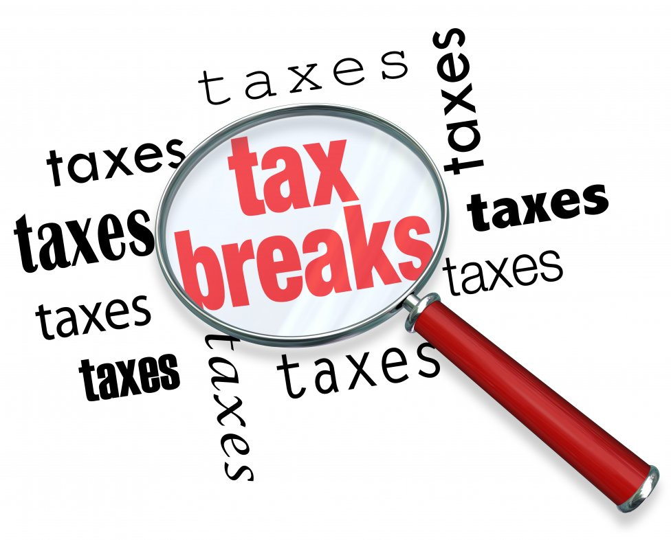tax breaks 2015