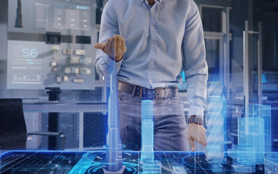 3 trends in AI and technology impacting the building sector