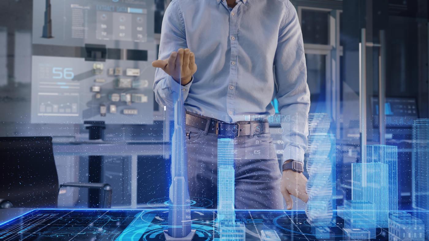 AI tech trends building
