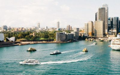 Future-focused Sydney city
