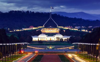 Canberra leads the nation in design